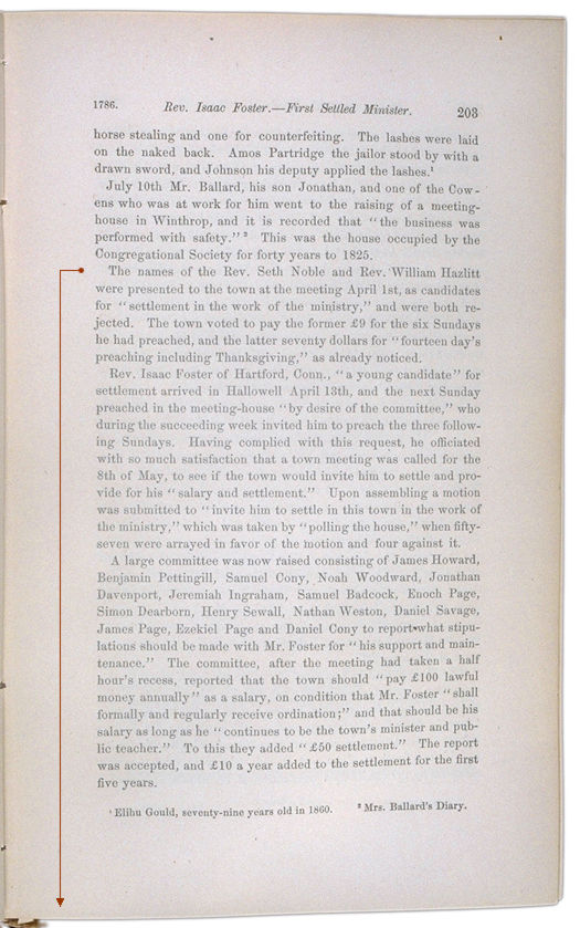The History of Augusta Page 203. Choose 'View Text' (at top) for faster download.