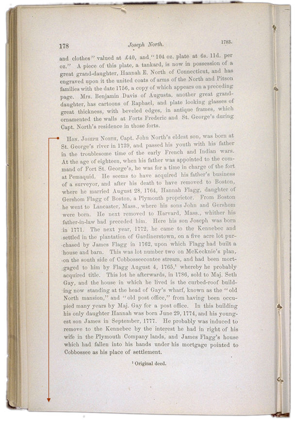 The History of Augusta Page 178. Choose 'View Text' (at top) for faster download.
