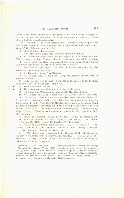 The History of Augusta Page 287. Choose 'View Text' (at top) for faster download.